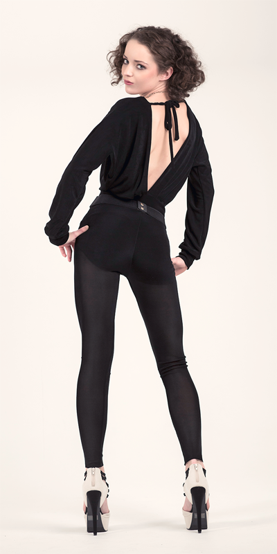Empress Black Jumpsuit