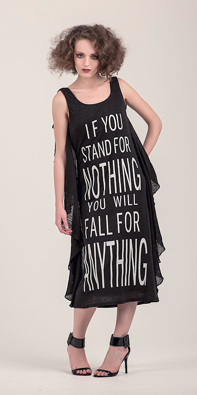 If You Stand For Nothing Dress